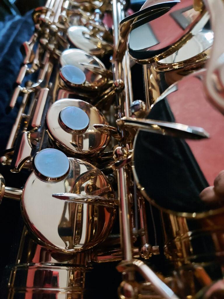 Saxophonklappen